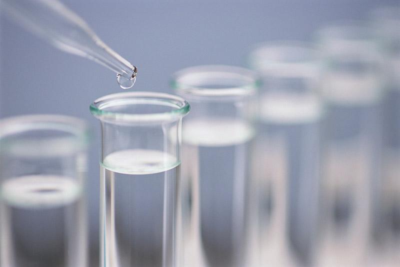 Esecuzione di test di trattabilità a scala di laboratorio e in campo